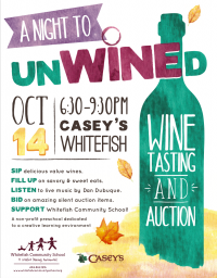 A Night to UnWINEd