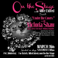 On The Stage with Mike Eldred - Victoria Shaw
