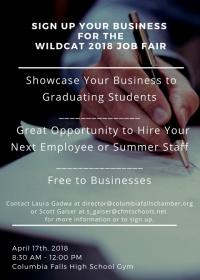 Wildcat 2018 Job Fair