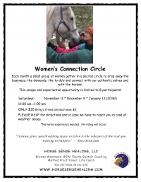 Women's Connection Circle