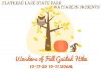 Wonders of Fall Guided Hike