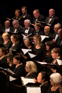 Glacier Chorale in Concert