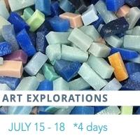 Art Camp: Art Explorations