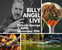 Billy Angel LIVE at Fireside Lounge