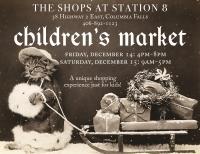 Station 8's Annual Children's Market