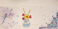 Watercolor Card-Making Class