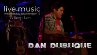 Dan Dubuque Live at Bias Brewing