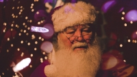 Santa At Snappy's