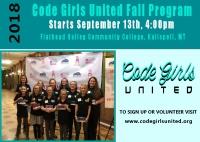 Code Girls United Fall Program