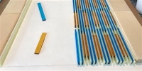 Fused Glass Class: Layered Strip Platters