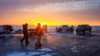 Snappy's Annual Ice Fishing Expo