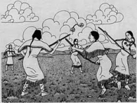 traditional native games