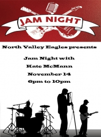 Jam Night at the Eagles