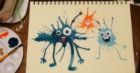 Art Exploration: Magical Monsters