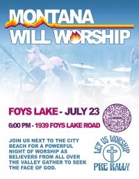 Montana Will Worship