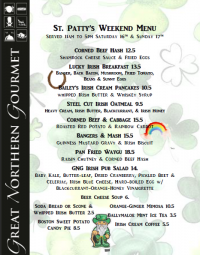 St. Patty's Weekend