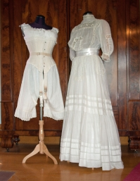 Victorian Secrets: Undergarments Uncovered 1900-1960