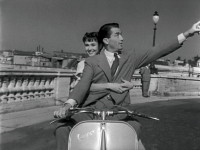 Screening of classic comedy Roman Holiday, FREE!