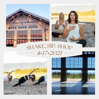 Shake. Sip. Shop.