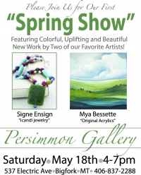 Persimmon's Spring Show