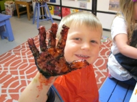 Toddler Time Art Class Ages 3-6