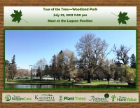 Tour of the Trees - Woodland Park