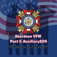 Aberdeen VFW Post & Auxiliary Meeting
