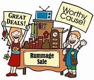 RUMMAGE SALE- Aug. 7 & 8