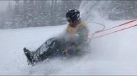 New Volunteer Ski Training