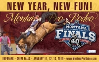 40th Annual Montana Pro Rodeo Circuit Finals