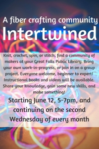 Intertwined: A Fiber Crafting Community