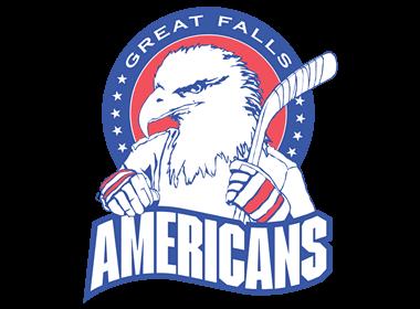 Great Falls Americans Hockey vs. Sheridan Hawks