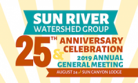 Sun River Watershed Group 25th Anniversary Celebration