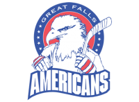 Great Falls Americans Hockey vs. Butte Cobras