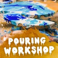 Fluid Pouring Art Workshop