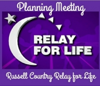 Russell Country Relay for Life Planning Meeting
