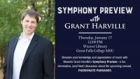 Symphony Preview with Grant Harville