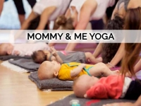 Mommy & Me Strengthening & Stretch Yoga Classes