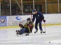 Eagle Mount Sled Hockey and Skating Program