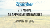 7th Annual Ag Appreciation Banquet