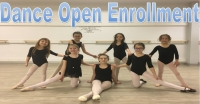 Dance Classes Open Enrollment