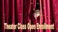 Theater Class Open Enrollment Winter 2019