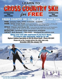 Cross Country Ski Clinic