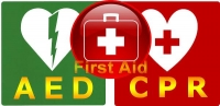 CPR, AED and Basic First Aid Certification Class