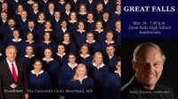 René Clausen and The Concordia Choir