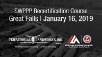 SWPPP Administrator Recertification Course