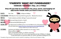 Friday Valentine's Day - Parents' Night Out