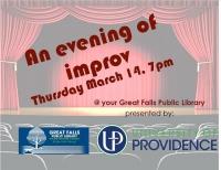 An Evening of Improv