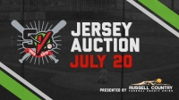 Jersey Off Your Back Jersey Auction
