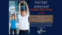 Free Posture Workshop